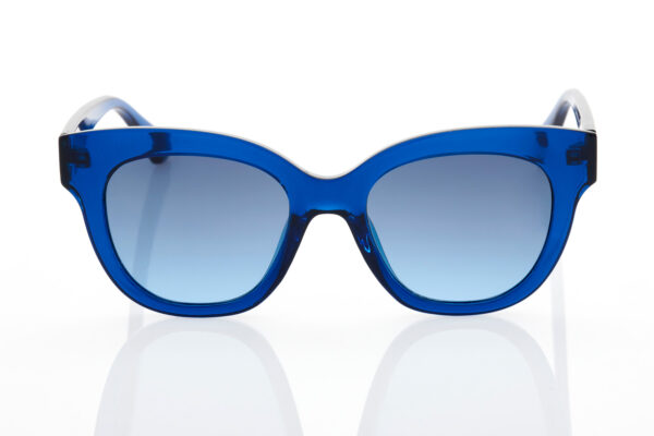 Blue Female Sunglasses Hawkers Audrey Navy