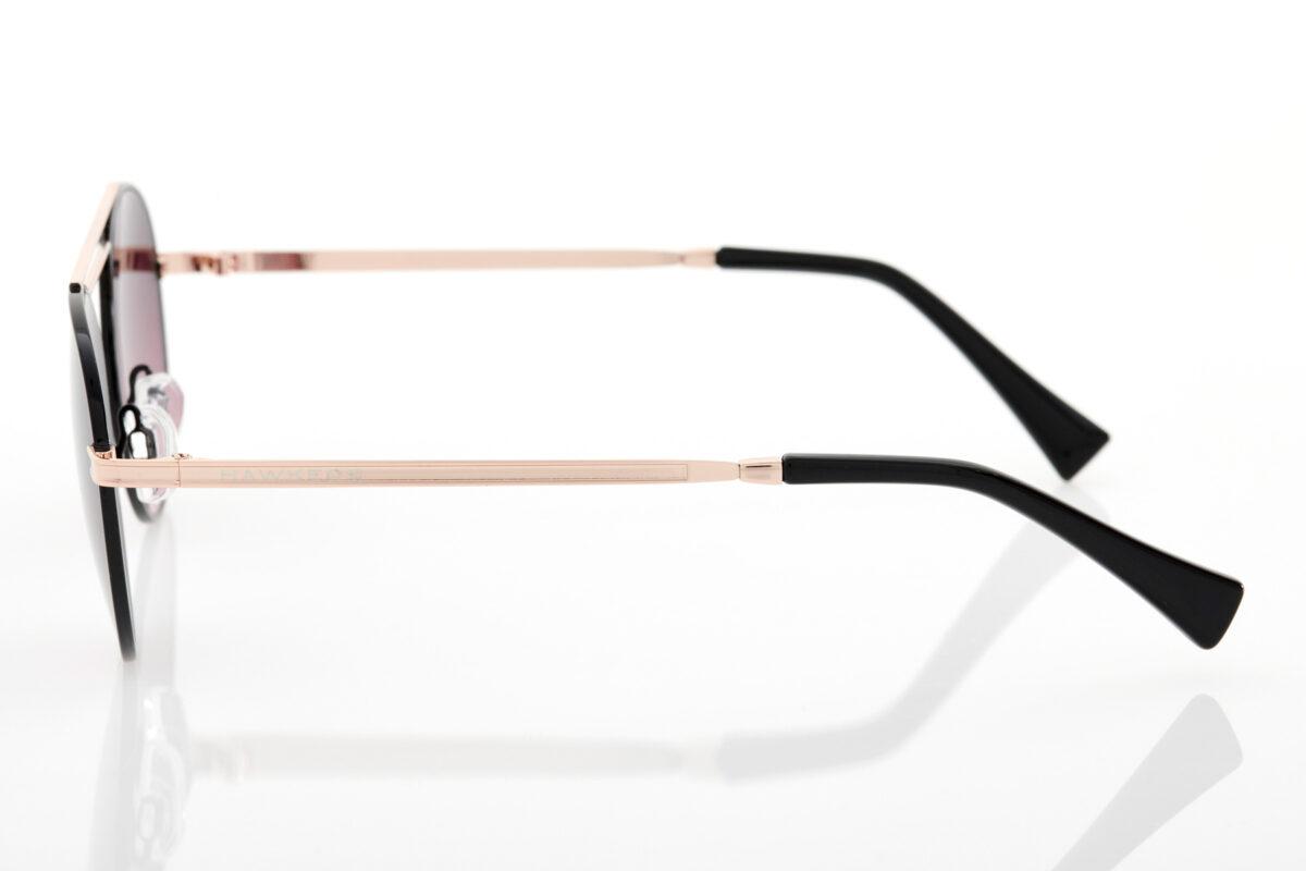 Unisex Ροζ Χρυσά Γυαλιά Ηλίου Hawkers Nº9 - BURGUNDY