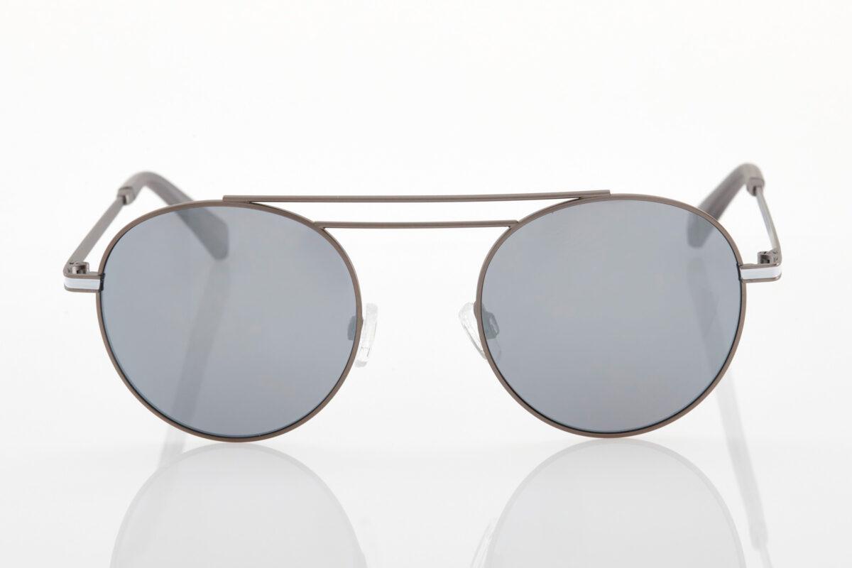 Unisex ασημί Γυαλιά Ηλίου Hawkers Nº9 mirror