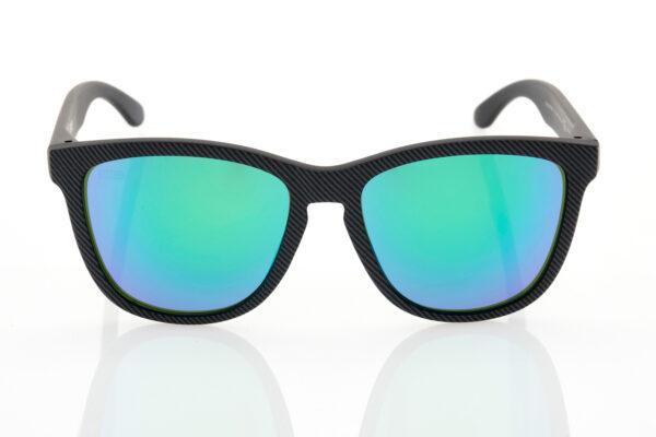 Μαύρα Unisex Γυαλιά Ηλίου Hawkers Polarized Carbono Sky One
