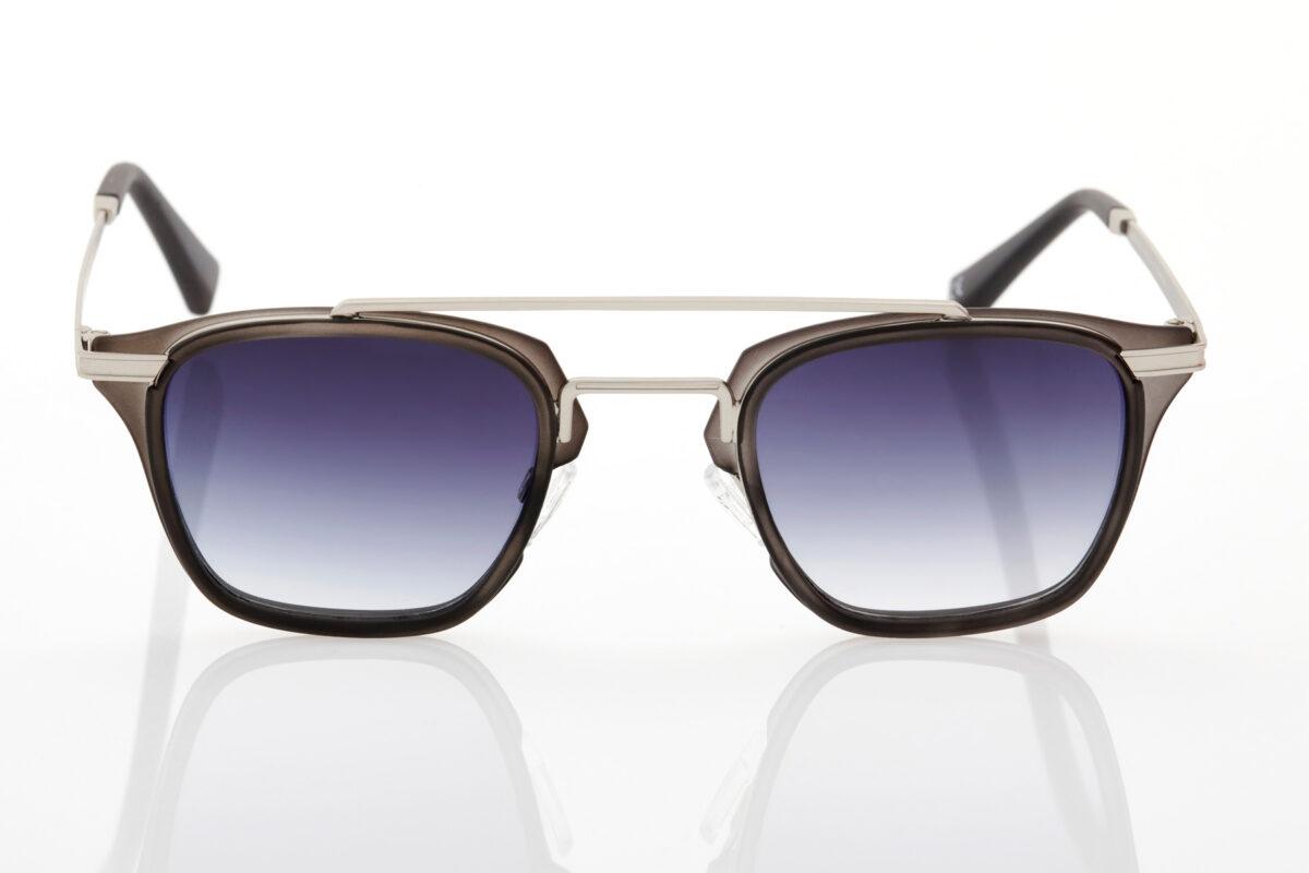 Unisex Μαύρα Γυαλιά Ηλίου Hawkers Rushhour twilight