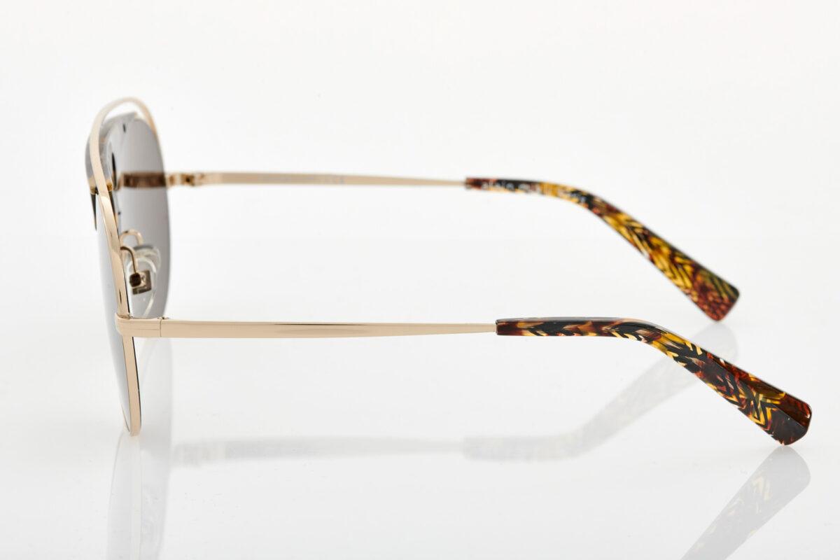 Unisex Καφέ Γυαλιά Ηλίου Alain Mikli