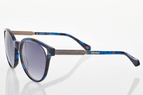 Γυναικεία Μπλε Γυαλιά Ηλίου Balmain