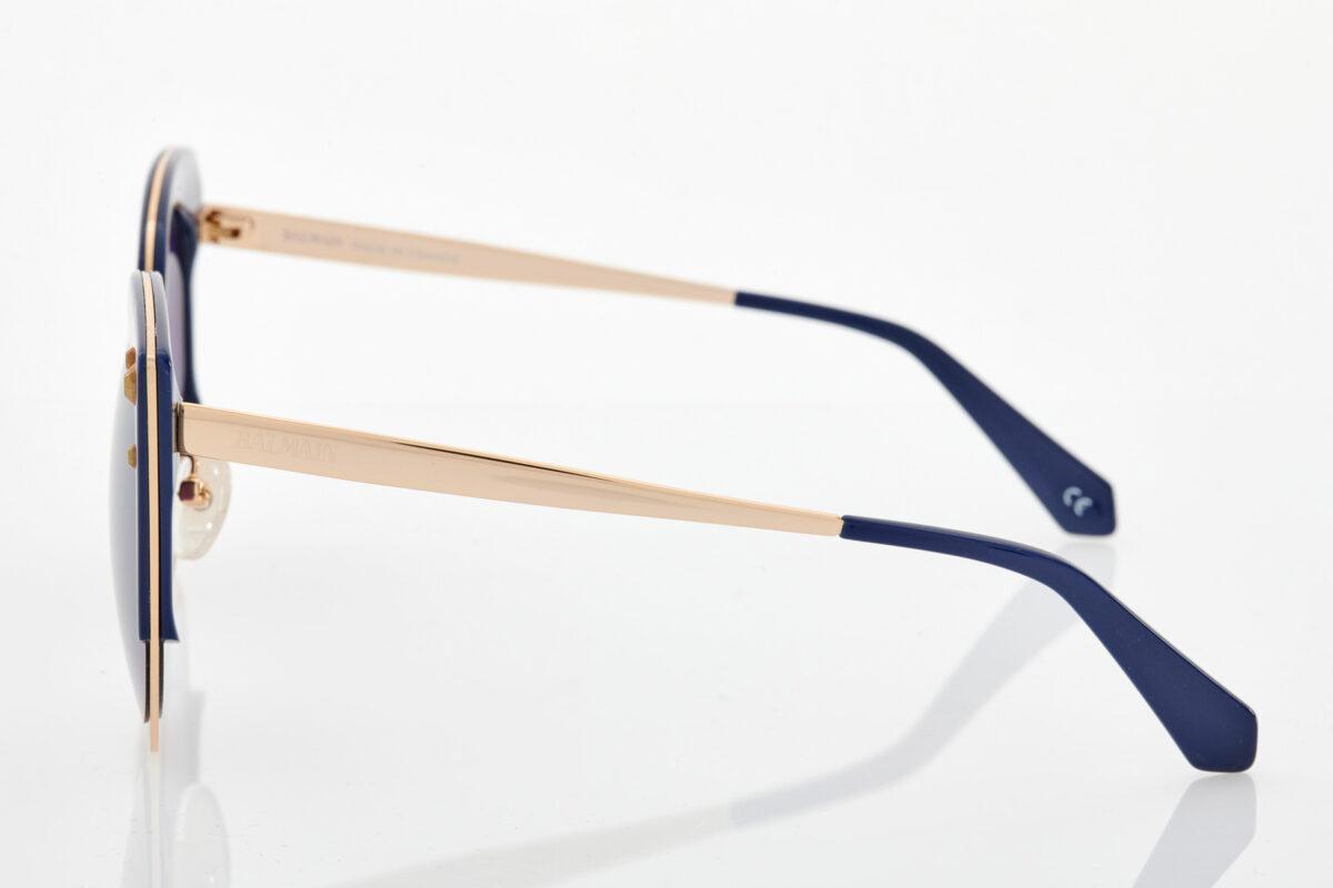 Female Blue Sunglasses Balmain
