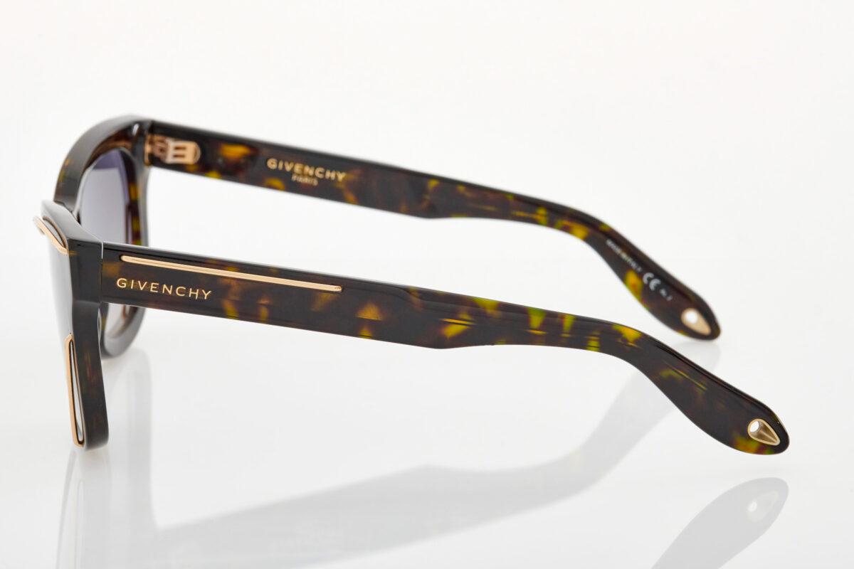 Female Tortoise Givenchy Sunglasses