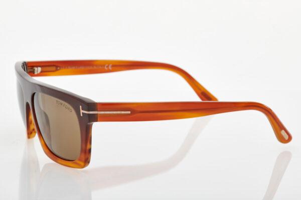 Ανδρικά Καφέ Γυαλιά Ηλίου Tom Ford