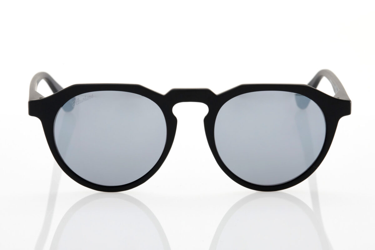 Unisex Black Sunglasses Hawkers Carbon Black Chrome Warwick