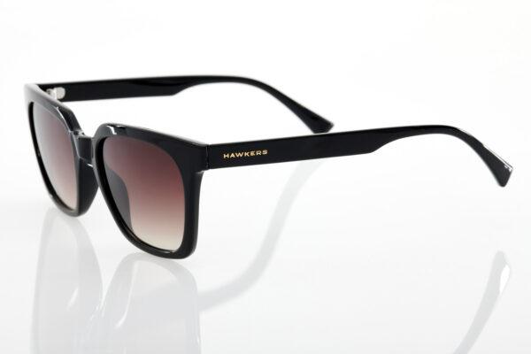 Unisex Hawkers Lust Smoky black sunglasses