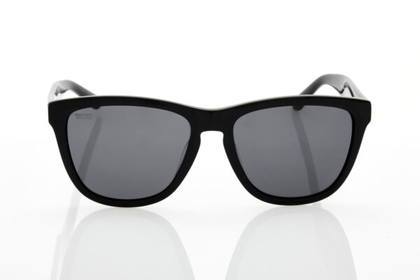 Unisex Black Sunglasses Hawkers BLACK DARK ONE X