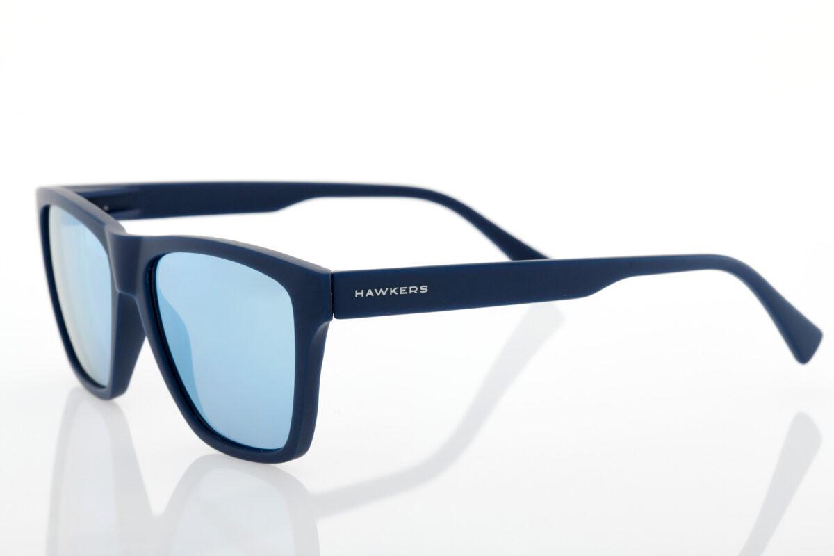 Unisex Hawkers NAVY BLUE Sunglasses