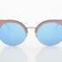 Γυναικεία Ροζ Χρυσά Γυαλιά Ηλίου Retrosuperfuture