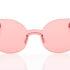 Γυναικεία Κόκκινα Γυαλιά Ηλίου Retrosuperfuture