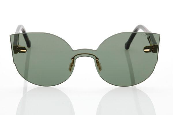 Γυναικεία Πράσινα Γυαλιά Ηλίου Retrosuperfuture