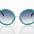 Γυναικεία Τυρκουάζ Ασημί Γυαλιά Ηλίου Emilio Pucci