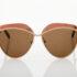 Γυναικεία Χρυσά Γυαλιά Ηλίου Emilio Pucci