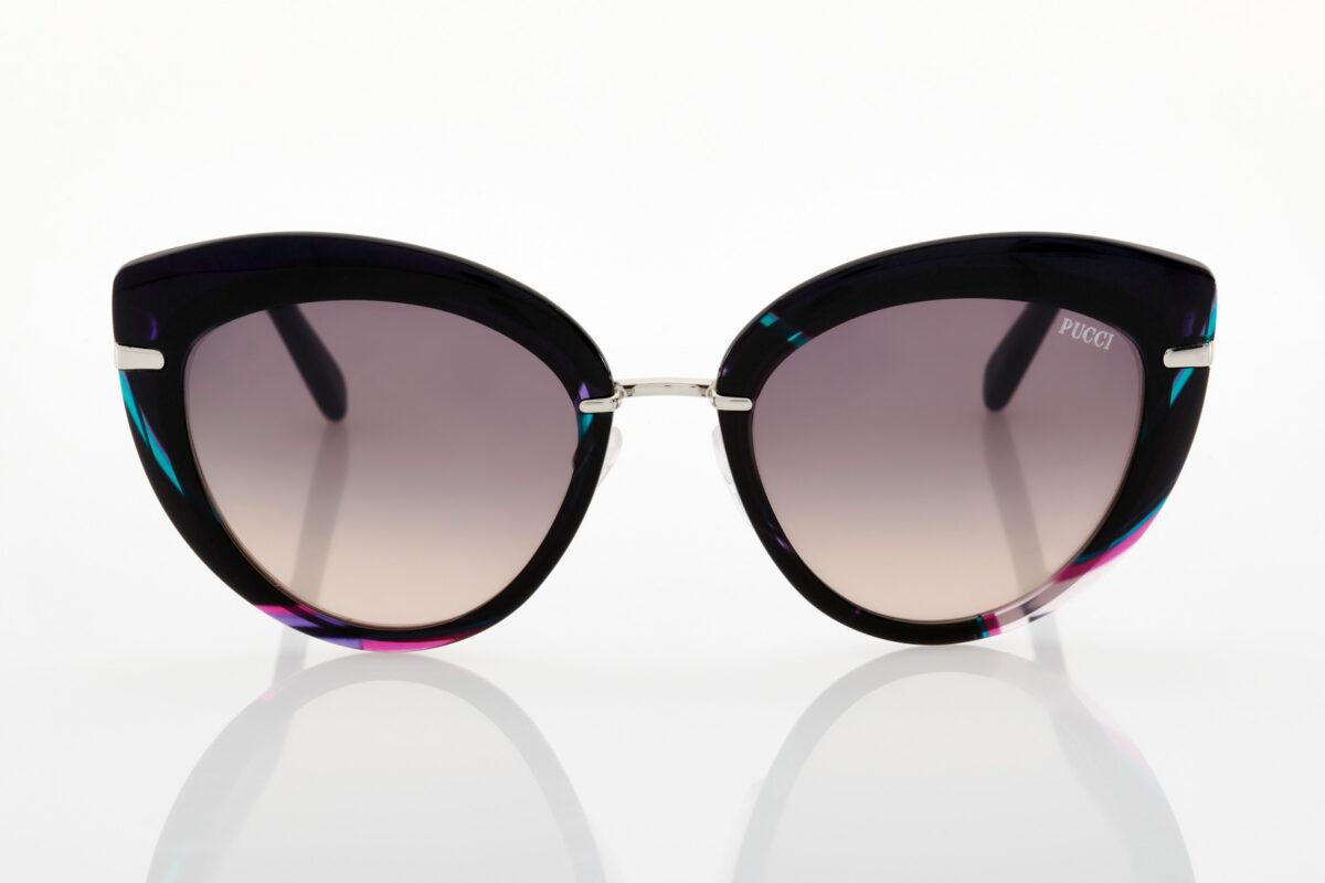 Γυναικεία Μπλε σκούρα Γυαλιά Ηλίου Emilio Pucci