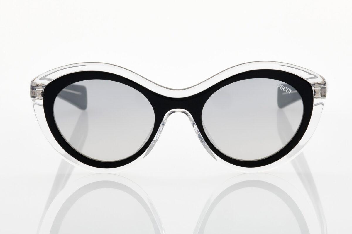 Γυναικεία Διάφανα Γυαλιά Ηλίου Emilio Pucci