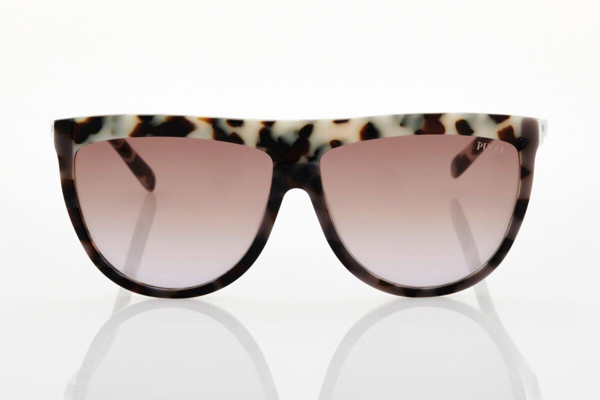 Tortoise Sunglasses Emilio Pucci for women