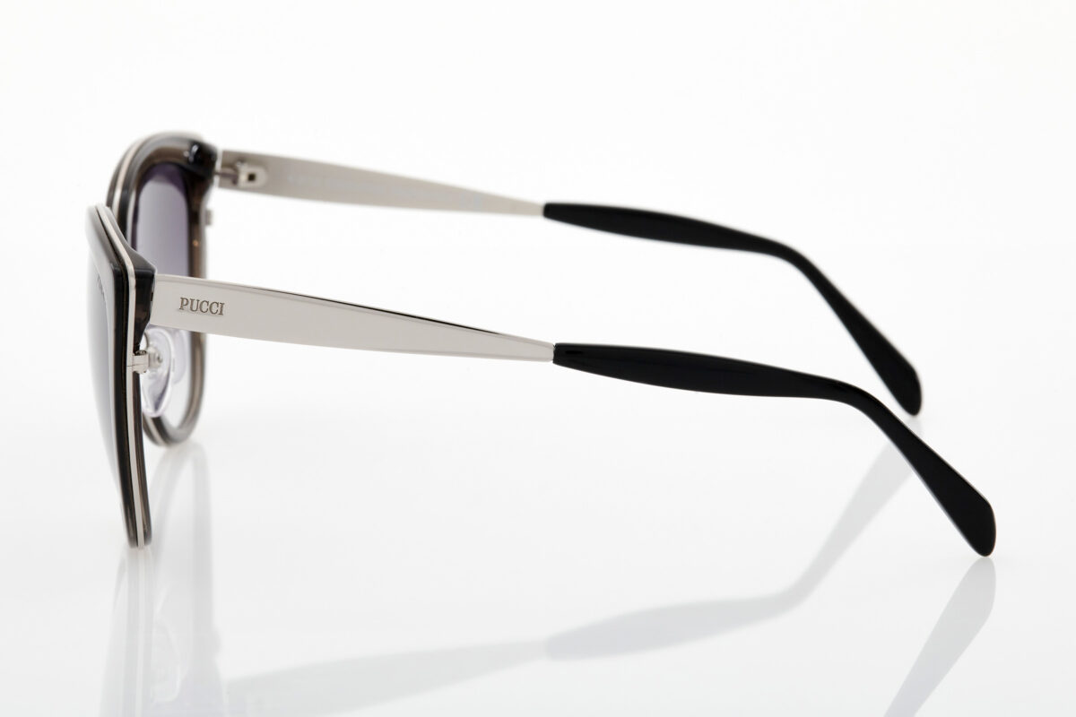 Γυναικεία Γκρι Γυαλιά Ηλίου Emilio Pucci
