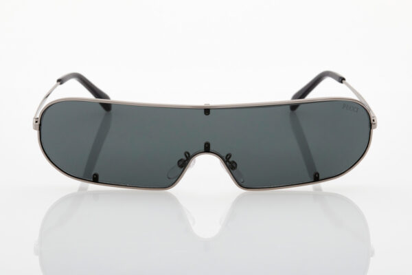 Unisex Ασημί Γυαλιά Ηλίου Emilio Pucci
