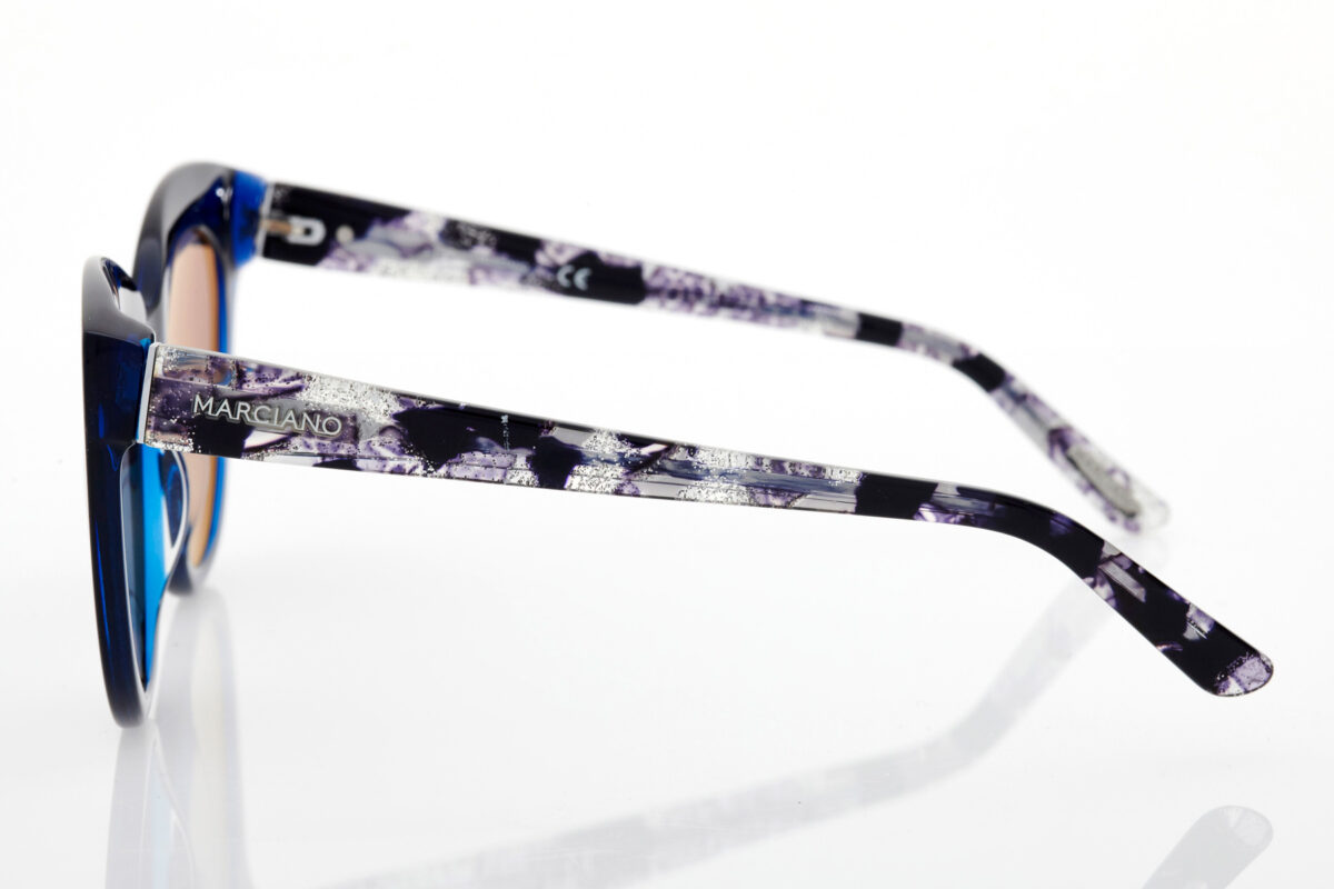 Blue Sunglasses Guess by Marciano for women