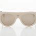 Γυναικεία Μαύρα-Λευκά Γυαλιά Ηλίου Καθρέφτες Moncler