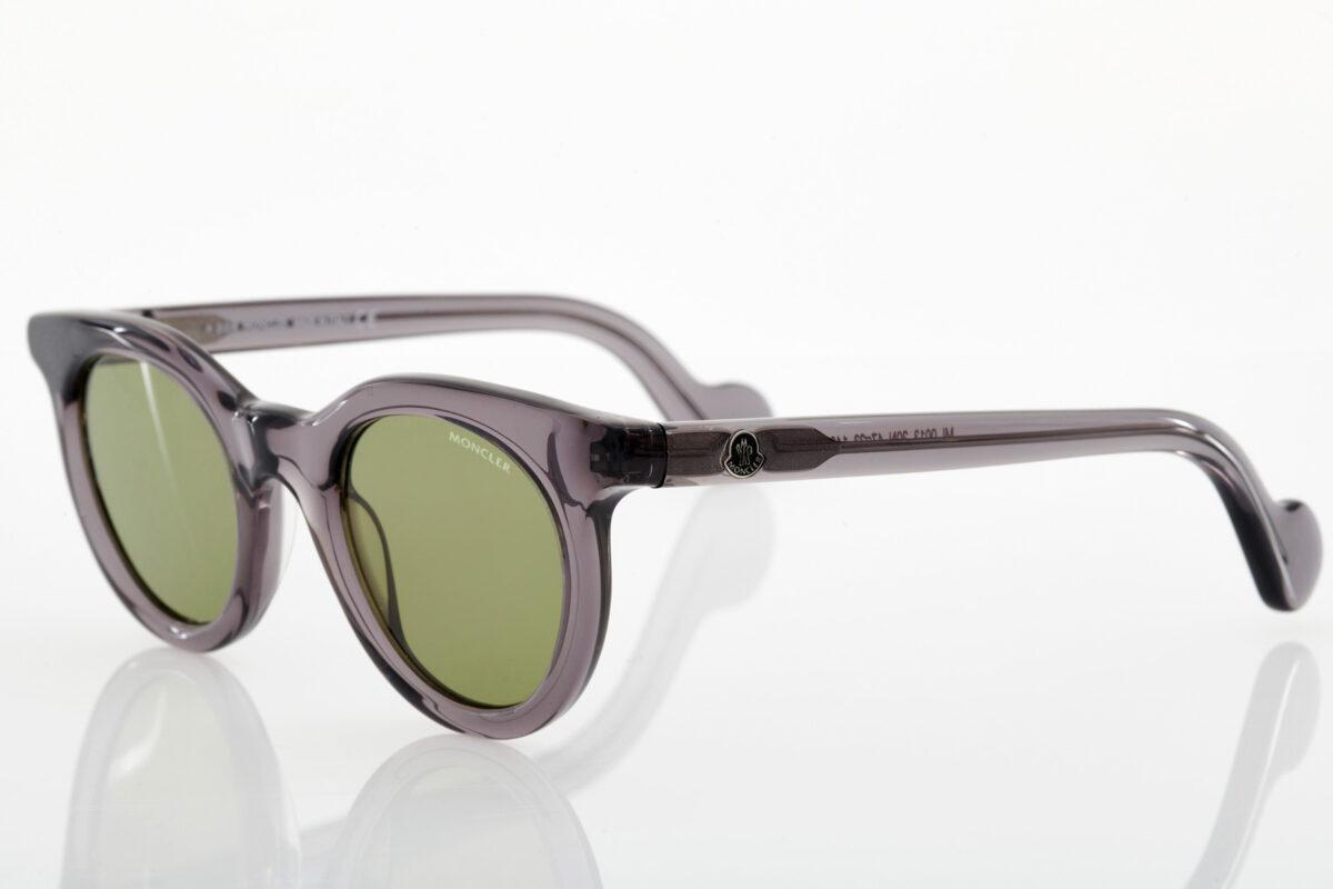 Unisex Γκρι Γυαλιά Ηλίου Moncler