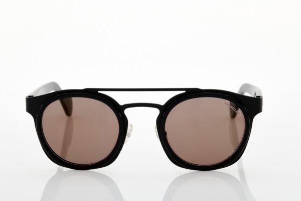 Unisex Μαύρα Γυαλιά Ηλίου Moncler