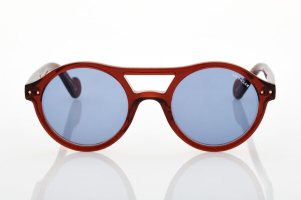 Moncler Brown Sunglasses for men