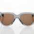 Unisex Moncler Grey Sunglasses