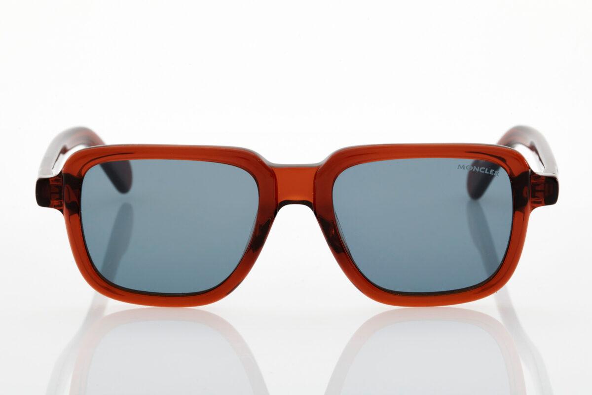 Unisex Καφέ Γυαλιά Ηλίου Moncler