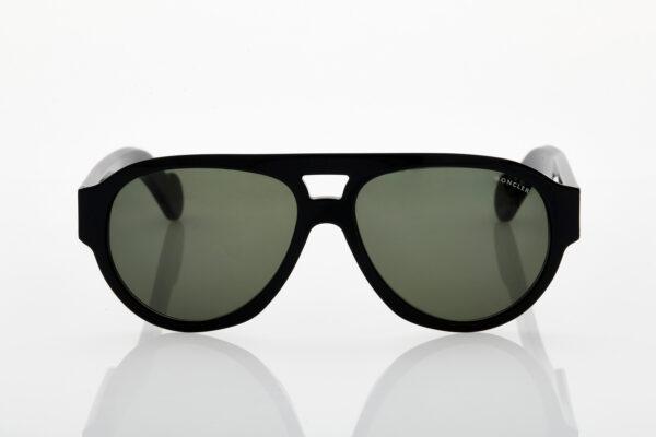 Ανδρικά Μαύρα Γυαλιά Ηλίου Moncler