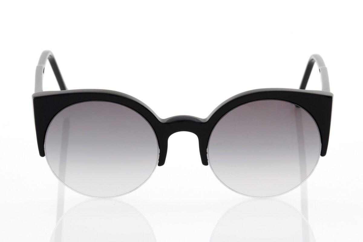 Γυναικεία Μαύρα Γυαλιά Ηλίου Retrosuperfuture