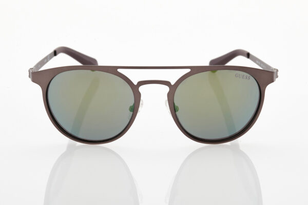 Guess silver sunglasses for men