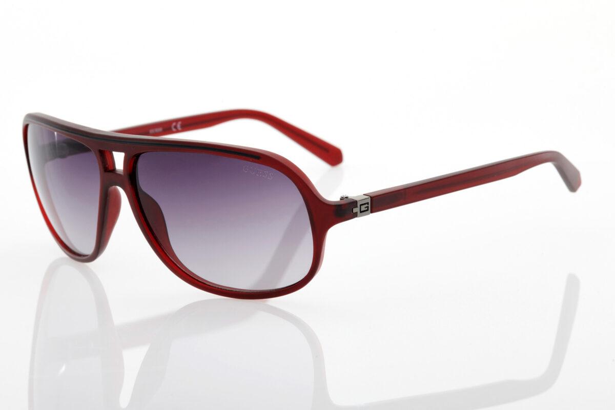 Guess bordeaux sunglasses for men