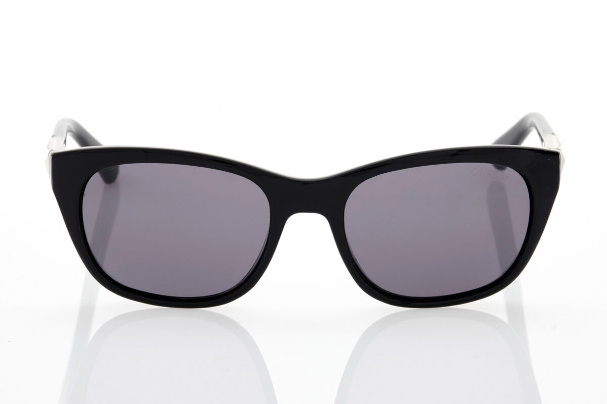 Guess black sunglasses for women