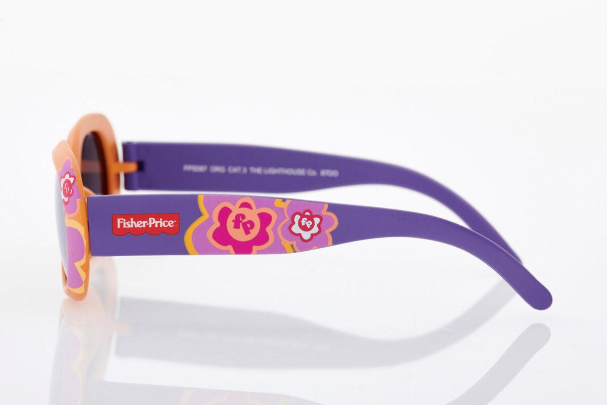 Πορτοκαλί παιδικά Γυαλιά Ηλίου Fisher Price