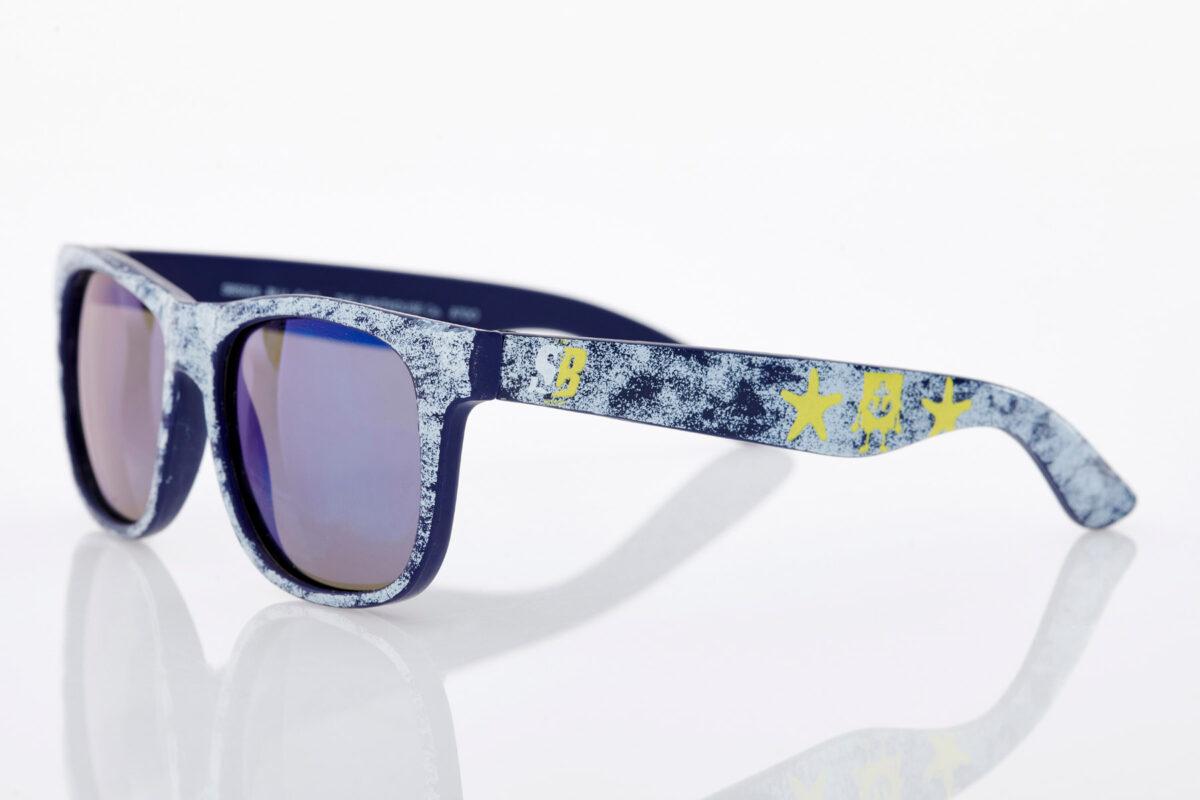 Μπλε-λευκά παιδικά Γυαλιά Ηλίου Spongebob