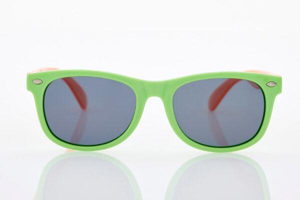 Πράσινο-πορτοκαλί παιδικά Γυαλιά Ηλίου H1N1