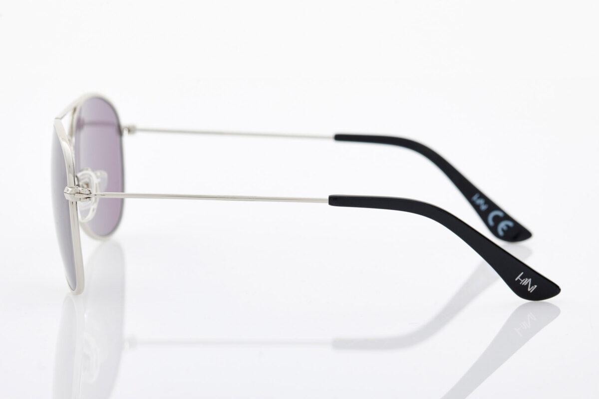 Ασημί παιδικά Γυαλιά Ηλίου H1N1