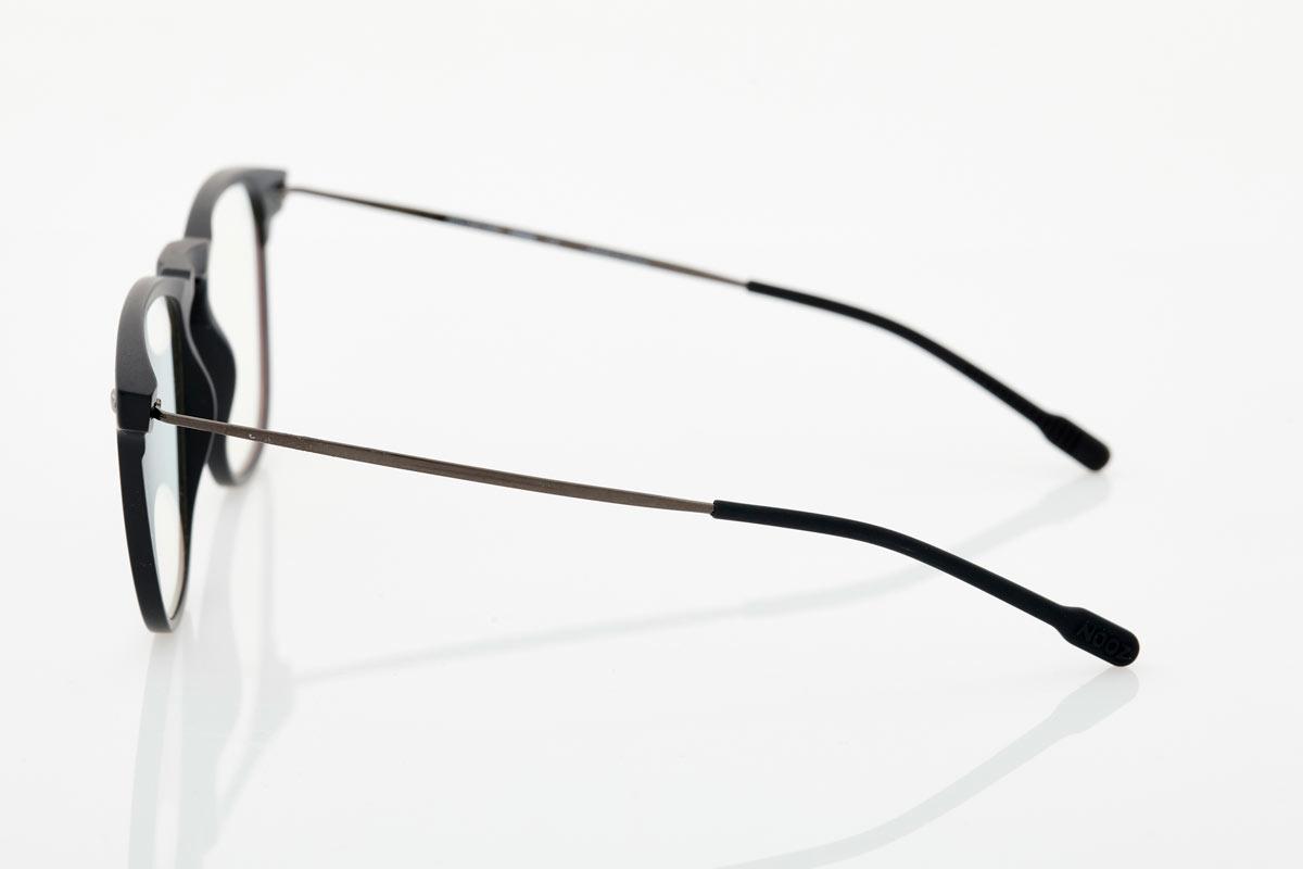 NOOZ Μαύρα Γυαλιά Προστασίας από την Μπλε Ακτινοβολία Blue Light