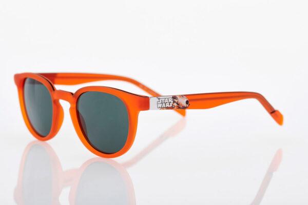 Orange Kids Sunglasses Star Wars