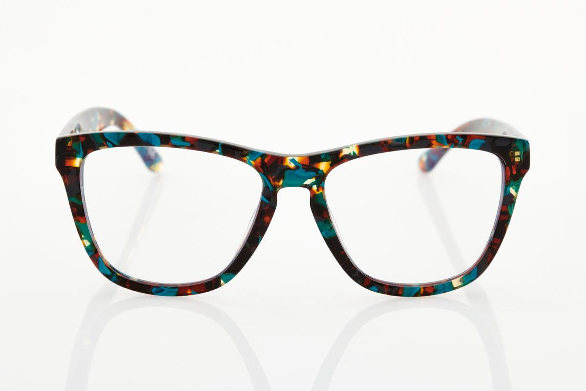 UNISEX Tortoise Glasses BLUE LIGHT Blue Safari One