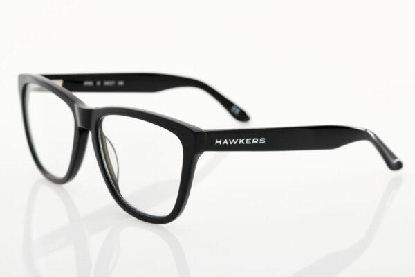 UNISEX Black Glasses BLUE LIGHT Diamond Black One RX