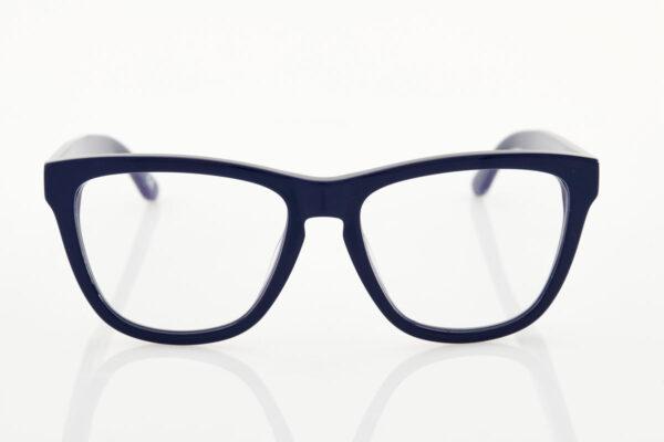 UNISEX Blue Navy Glasses BLUE LIGHT Diamond Navy One
