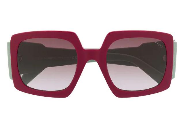 Bordeaux Female Sunglasses Emilio Pucci