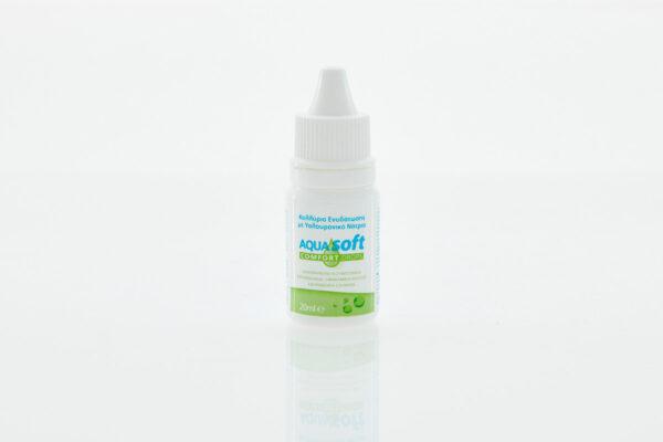 Οφθαλμικές Σταγόνες Aquasoft Comfort 20ml