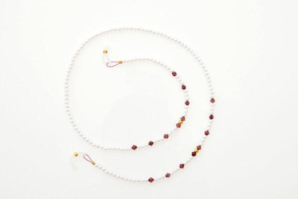 Purple Pearl Eyewear Chain