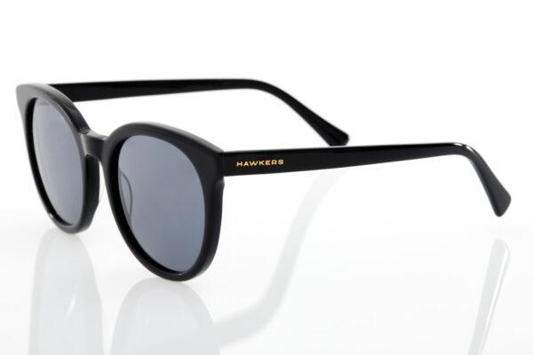 Μαύρα γυναικεία Γυαλιά Ηλίου Hawkers Black Dark Resort