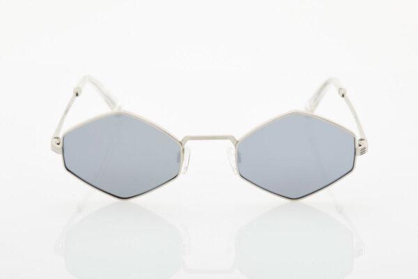 Ασημί UNISEX Γυαλιά Ηλίου Hawkers Vudoo Silver
